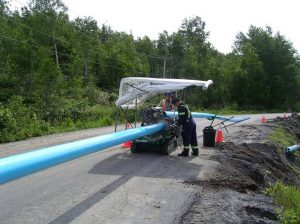Pipeline for water supply